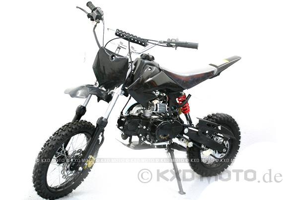 125cc motocikls db612pro 14 17. Black Bedroom Furniture Sets. Home Design Ideas