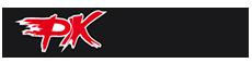 PK moto Logo